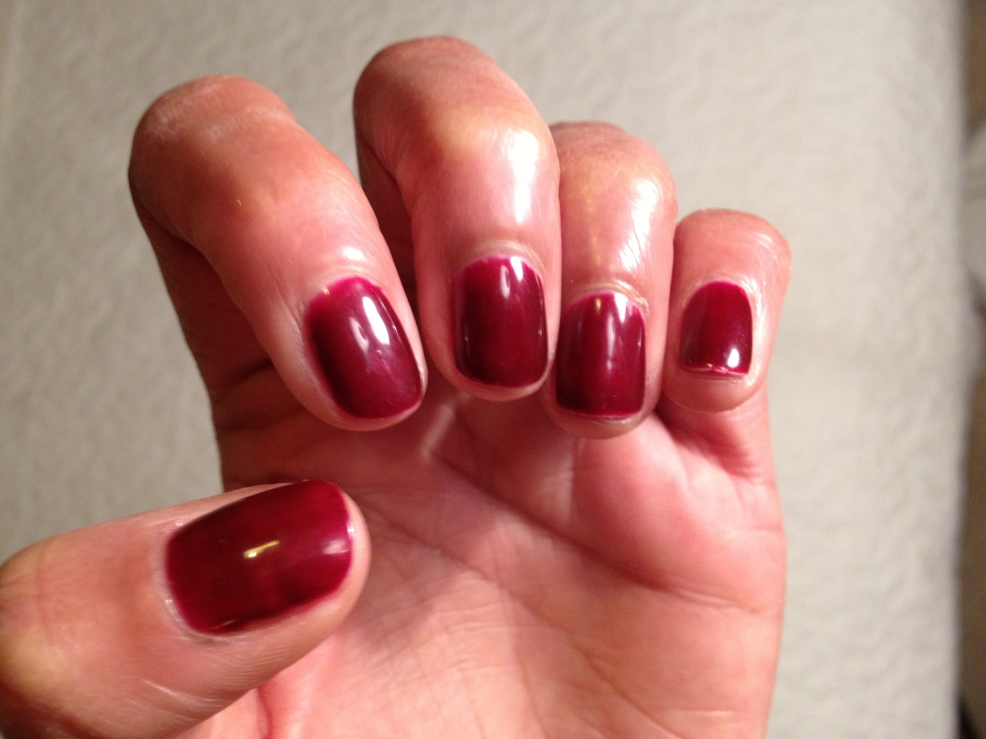 OPI Gelcolor Bastille My Heart | Chitra\'s Things