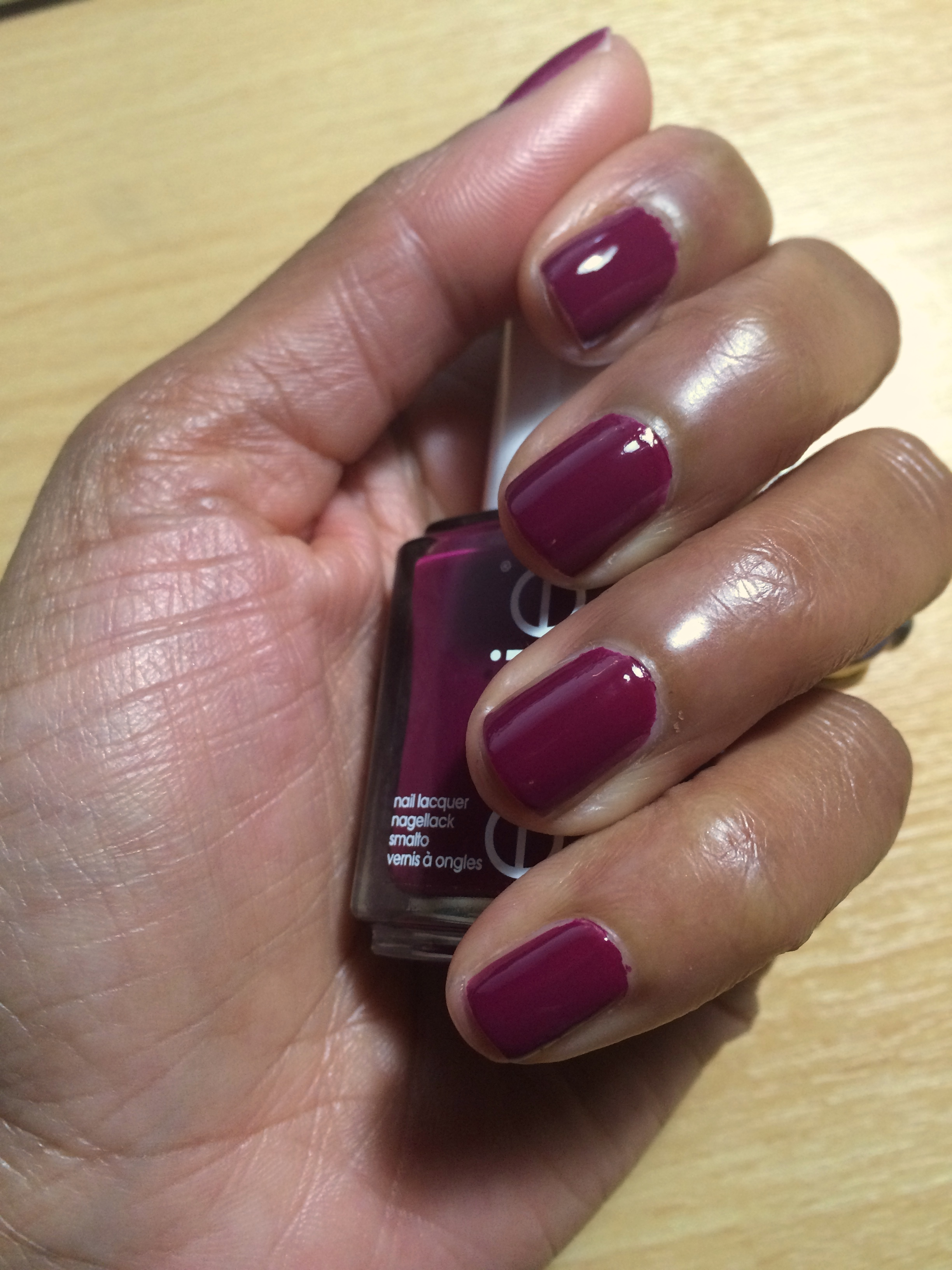 Essie Bahama Mama | Chitra\'s Things