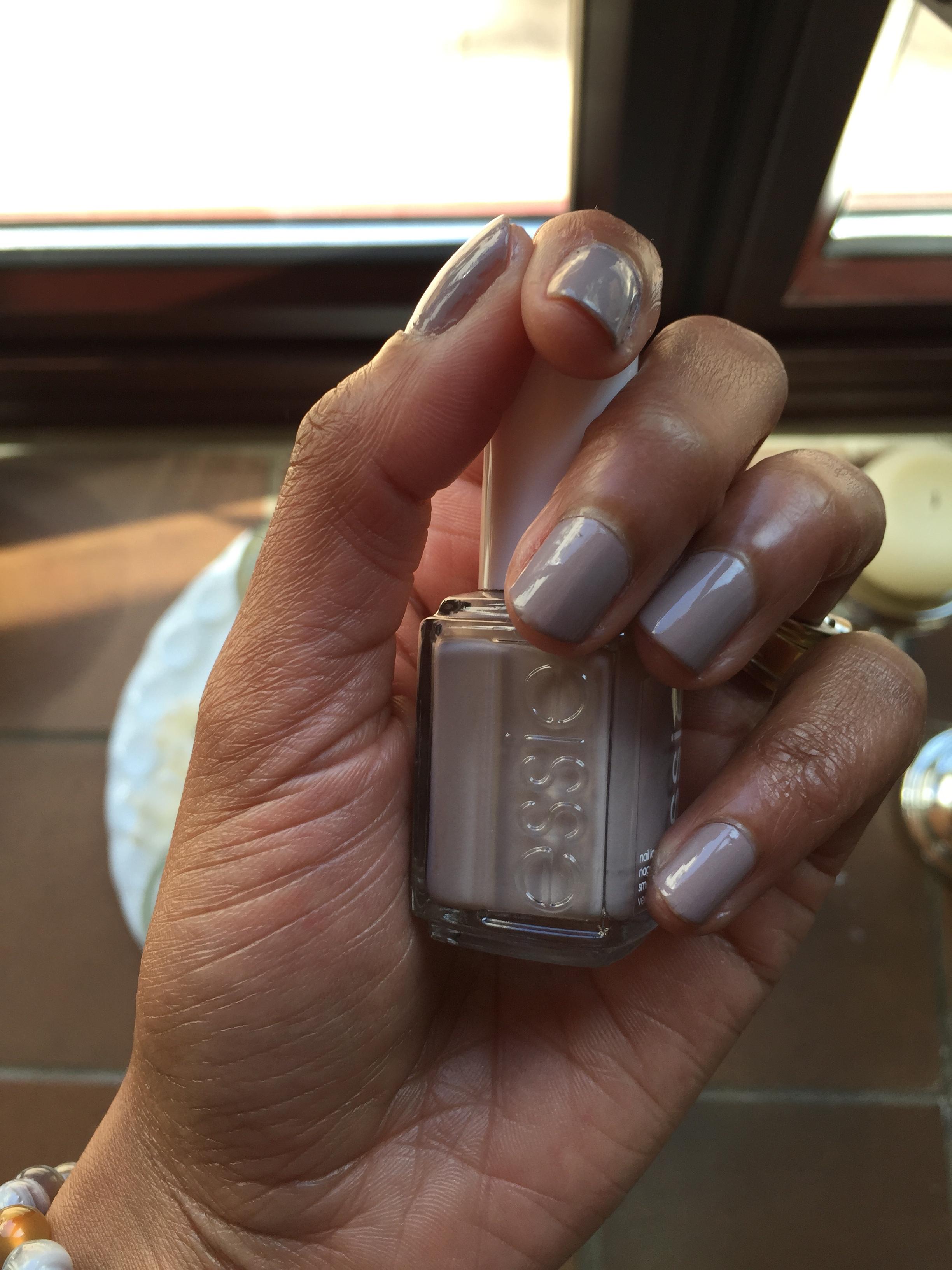 Perfect Nude Nail Polish for dark skin | Chitra\'s Things